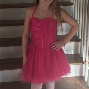 Other - Pink tulle dress
